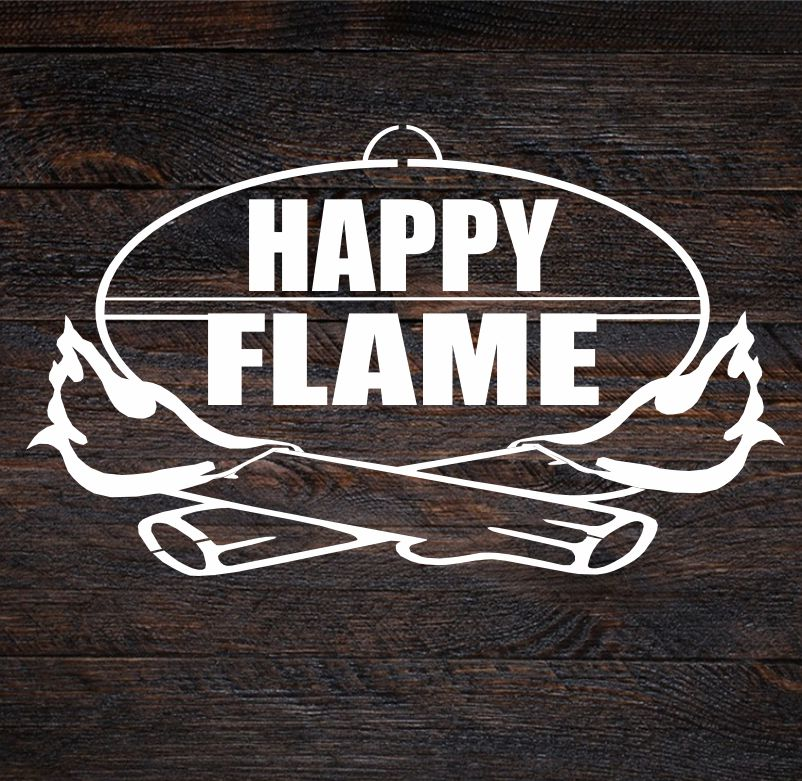 HAPPY FLAME UFO cooking dish